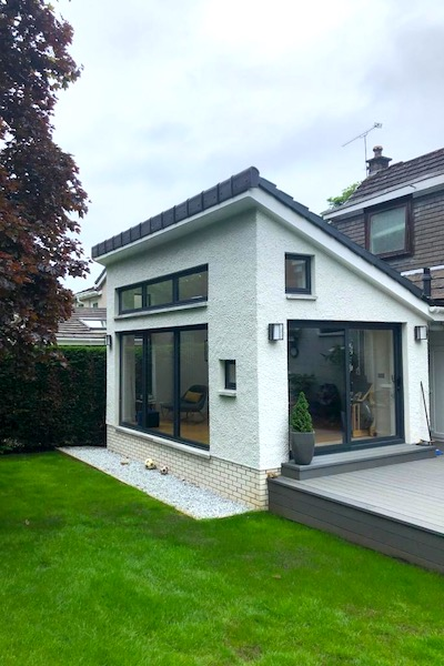 House Extension Bearsden - Bell & Higgins