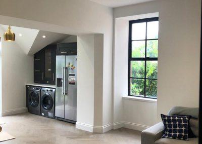Kirkintilloch Kitchen Extension Interior #1