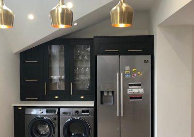 Kirkintilloch Kitchen Extension Interior #3