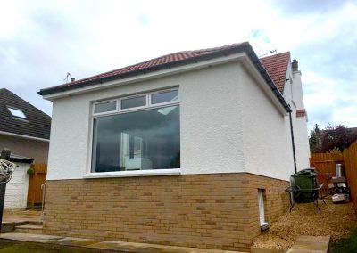 Rear House Extension Milngavie - Split Level #2