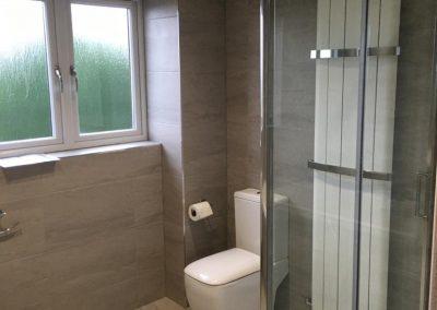 Extension Bearsden - Bathroom #2