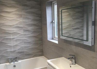 Extension Bearsden - Bathroom #1