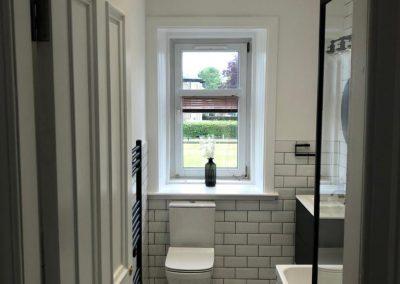 Bathroom #1 - Kirkintilloch Renovation