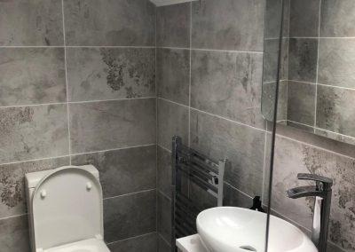 New bathroom Paisley