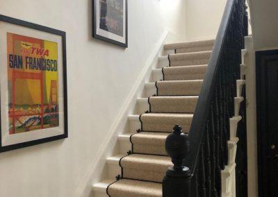 Stairs refurbished Kirkintilloch
