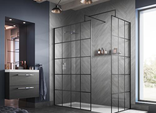 Wet Room Design - Bell & Higgins Glasgow