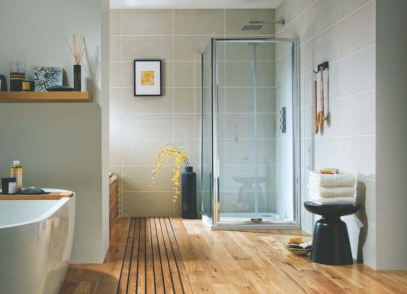 Shower Enclosre - Bell & Higgins - Bathroom Fitters Glasgow