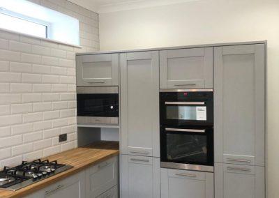 new open plan kitchen Paisley