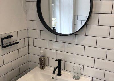 Bathroom renovation - Kirkintilloch