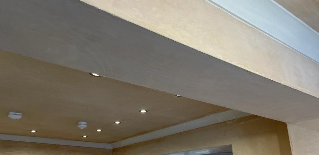 ceiling plastering & coving Glasgow - Bell & Higgins