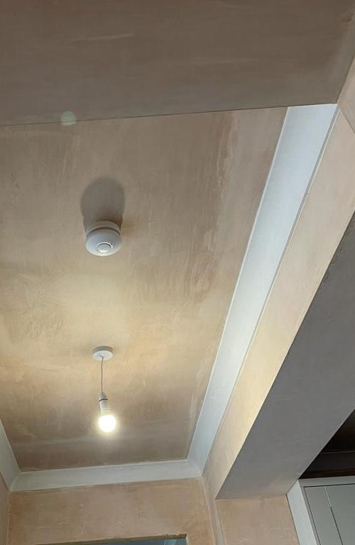 coving & ceiling plastering - Bell & Higgins, Glasgow