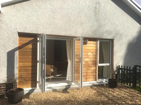 garage conversion in Strathblane - Bell & Higgins, Glasgow