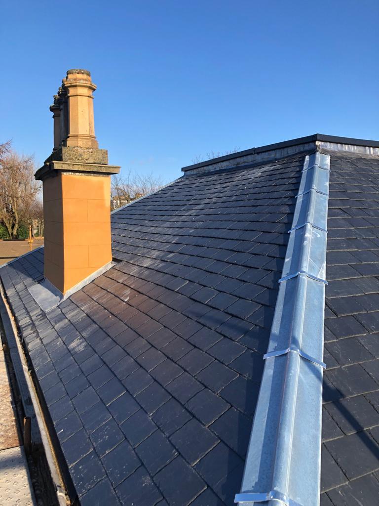 new roof in Kirkintilloch - Bell & Higgins, Glasgow
