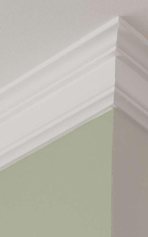 ornamental molding design - Bell & Higgins, Glasgow