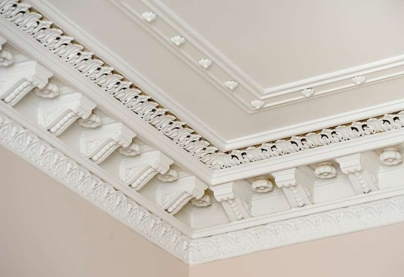 ornamental plasterwork - Bell & Higgins
