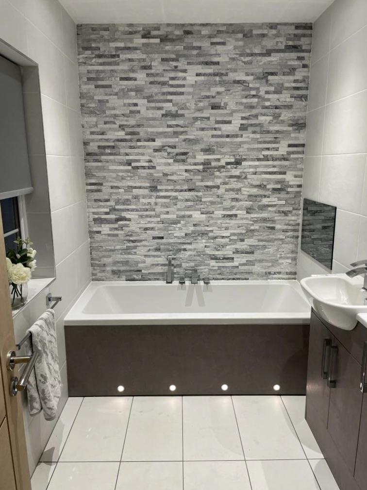 bathroom design Kirkintilloch #1
