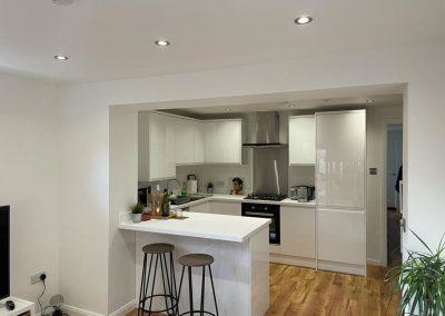 Kitchen Extension Lenzie #1