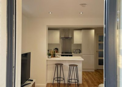 Kitchen Extension Lenzie #4