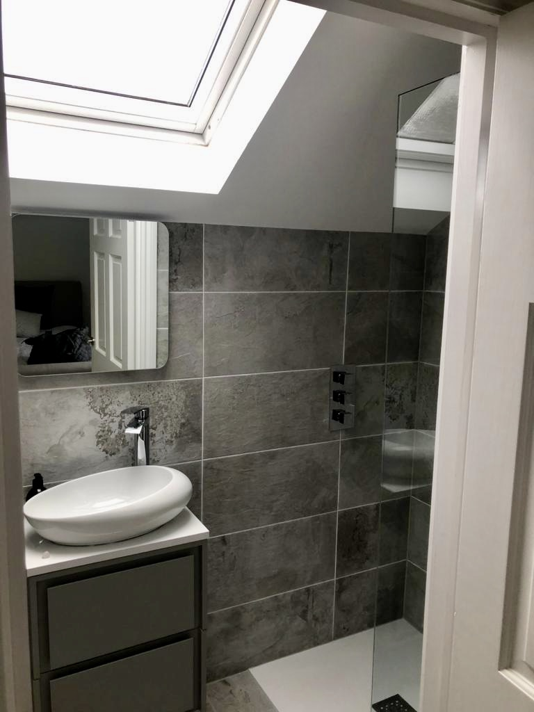 Shower Room Paisley #1