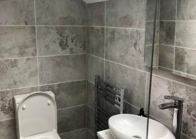 Shower Room Paisley #4