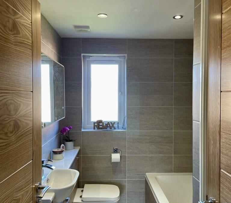 Bathrooms & Shower Room: Muirhead