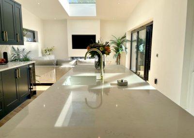 House extension Stepps 18 - April 2021