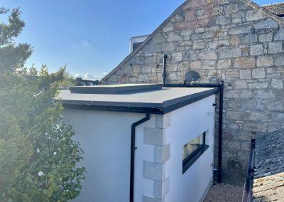 House extension Stepps 6 - April 2021