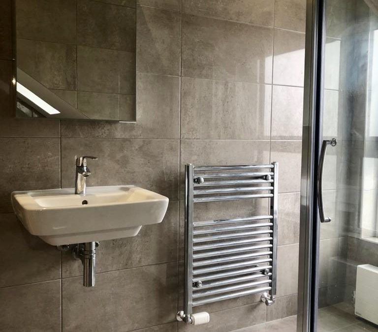Bathroom + 2 Shower Rooms: Bearsden