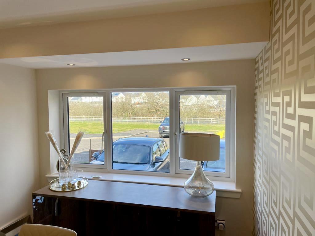 Garage Conversion Dining Room - Bell & Higgins - Garage Conversions Paisley